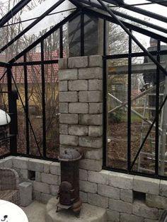 växthus med kamin - Google Sök