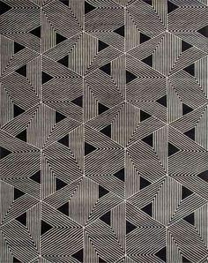 Tokyo - Rug Collections - Designer Rugs - Premium Handmade rugs by Australia's leading rug company design Geometric Patterns, Graphic Patterns, Boho Pattern, Pattern Art, Pattern Design, Parametrisches Design, Tapis Design, Interior Design, Motifs Textiles