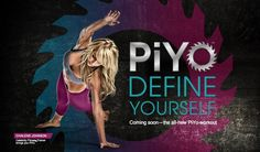 PiYo is a high intensity, low impact workout that will build muscle and definition like you have never seen before. It takes the best of Pilates and the best of Yoga and rolls it all into one action-packed, calorie-burning mega workout. Don't be mislead – this workout is low-impact, but it will give you high-impact results! I...