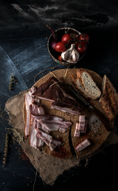 Family Meals, The Cure, Bacon, Meat Products, Traditional, Recipes, Self, Pork, Rezepte