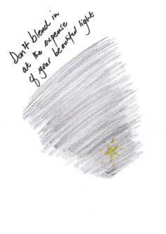 don´t lose your light