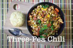 Vegan Three-Pea Chili
