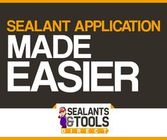 Make it easier with #SealantGun http://www.sealantsandtoolsdirect.co.uk/product.html/search=sealant+gun/