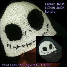 Jack Skull Cap
