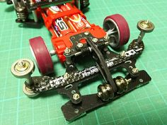 concours d'Elegance is application showing the drive model which people of the world made. Mini 4wd, Tamiya