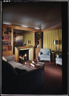 Cecil Moore residence, Tucson, AZ. c. 1947