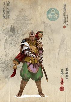 Shinto del Clan Bonsai.