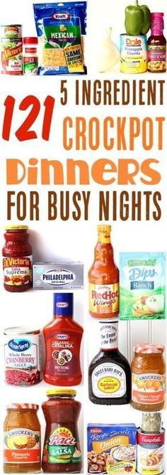 Easy Chicken Dinners for Busy Nights, Healthy M 5 Ingredient Crock Pot Recipes! Easy Chicken Dinners for Busy Nights, Healthy M. Easy Chicken Dinners for Busy Nights, Healthy M. Crock Pot Food, Crock Pot Freezer, Crockpot Dishes, Crock Pot Slow Cooker, Freezer Meals, Dinner Crockpot, Freezer Chicken, Crock Pots, Freezer Recipes