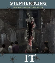 this story about a group of children being terrorized by some anonymous entity goes beyond surface-level horror. It opens up a dialogue about childhood trauma and the power of memory, as well as the unspoken ugliness that hides in small-town values. I Love Books, Great Books, Books To Read, My Books, Stephen King Books, Stephen Kings, Life Changing Books, Scary Movies, Awesome Movies