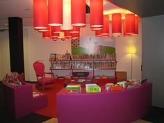 Sfeervolle jeugdinirichting Bibliotheek Rucphen