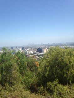 Runyon Canyon Park - Hollywood Hills West - Los Angeles, CA