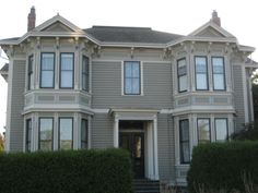 lizzie's port townsend wa - my house growing up, was a B&B, now a private residence Victorian Architecture, Architecture Design, Port Townsend, Home And Away, Victorian Homes, Castles, Rebel, Home Goods, Houses