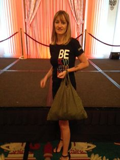 Bea Johnson, author of reminds peeps 2 use this weekend and Plastic Grocery Bags, Reusable Bags, Cheer Skirts, Peeps, Author, Fashion, Moda, Plastic Bags, Writers