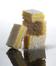After a rich meal, let these tangy lemon bars serve as a sweet way to cleanse the palate.