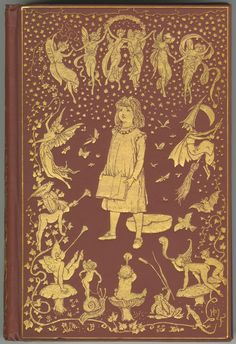 The Brown Fairy Book (1910) // by Andrew Lang & Illustrated by Henry Justice Ford
