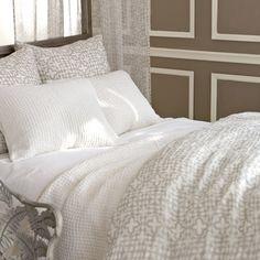 Pine Cone Hill Veena Grey Duvet Cover @laylagrayce #bedroom #linens