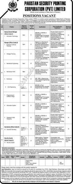 Northern Power Generation Company Limited Jobs 2017 In - store officer sample resume