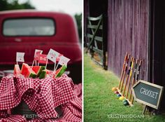 Americana Farm Wedding :: Bethany+Erin