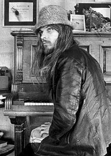 Leon Russell - 1942 - 2016 Singer Songwriter Musician