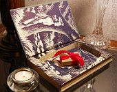 Hollow Book Safe (1945 NANCY DREW The Scarlet Slipper Mystery). $35.00, via Etsy.