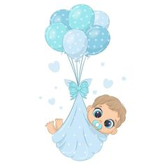 Baby Boy Art, Baby Shawer, Baby Clip Art, Boy Or Girl, Dibujos Baby Shower, Imprimibles Baby Shower, Baby Shower Clipart, Baby Girl Clipart, Storch Baby
