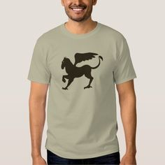 Griffin Griffon Gryphon Fantasy Creature T Shirt