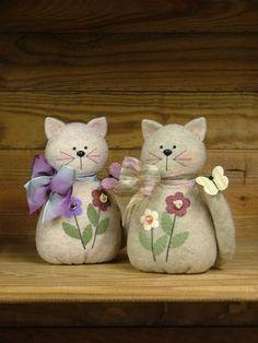Gatos para hacer de Caty González                              …