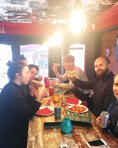 Team lunch was at Crazy Pedro's today! One of the best pizza places in Manchester. Pizza Project, Good Pizza, Lunch Time, Manchester, Good Things, Couple Photos, Places, Couple Shots, Couple Pics
