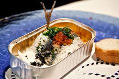 Pincho de La Cocina de Alex Múgica, premio PLATA en 2011 de la Semana del #Pincho de #Navarra #pamplona #bares #restaurantes #tapas #tapavinos #juevincho