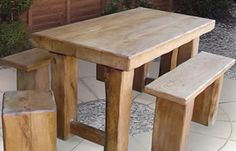 rustic dining tables - Google Search