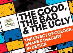 Visual design elements and principles: The Good, the Bad, and the Ugly