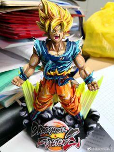 Bronze Ver Dragonball Kai Goku Figure Dragonball Kai Rivals NEW    US SELLER