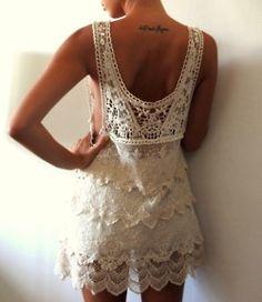 Dress and Tattoo !
