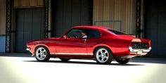 Ford Maverick GT....Awesome z classic American Muscle !  They don't make Em like this anymore . Its a crying shame  !