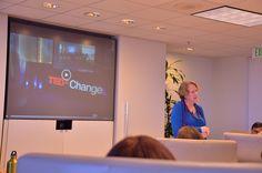 Sue Lennox TEDxOrangeCoast Change 2013