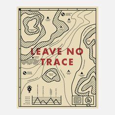 Leave No Trace / travis ladue