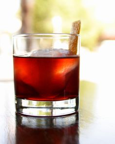 The Hardest Walk - 2 oz Carpano Punt e Mes Vermouth - 1 oz Plantation Overproof Rum - 1/8 oz Gran Classico Bitter - 2 dashes Regans' Orange Bitters - Stir and strain over fresh ice into a double old-fashioned glass. Express an orange peel over the top and garnish.