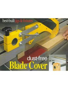 Table saw dust collector ShopNotes_Issue_92