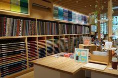 Paper supplies at Itōya, Ginza