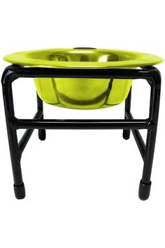 (This is an affiliate pin) The Platinum Pets Modern Single Feeder makes every meal memorable. The pet feeder includes one stainless steel wide rimmed bowl designed with your canine or feline in mind. Durable hand-forged wrought iron makes up this beautiful stand with rubber bases added to the bottom of the legs to keep your pet's food and water in place. The elegant feeder is finished with a FDA compliant matte black powdercoat. The Extra Wide Rim bowls are tastefully embossed with paws, di... Cat Feeder, Bowl Designs, Wrought Iron, Pet Supplies, Cube, How To Memorize Things, Stainless Steel, Pets, Matte Black