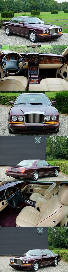 1992 Bentley Continental R #rollsroycevintagecars