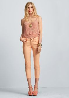 Je T'aime Denim - CAbi Spring 2013 Collection - love this!