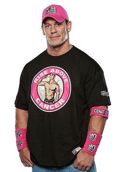 John Cena #RiseAboveCancer