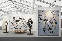 Secundino-Hernández-At-Frieze-London-2015-Installation-Courtesy-the-Artist-and-Victoria-Miro-London-©-Secundino-Hernández.jpg (4000×2667)