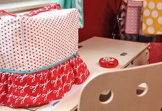 Moda's Half Moon Modern Sewing Room: Sewing Machine Cover.