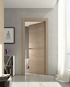 top best interior door design ideas for your stylish and modern home 2 Shaker Style Interior Doors, Frosted Glass Interior Doors, White Interior Doors, Interior Door Styles, Interior Doors For Sale, Door Design Interior, Doors And Floors, Wood Doors, Pine Doors