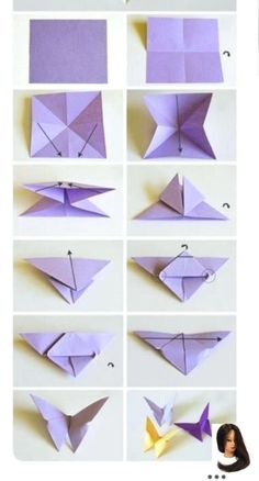 origami butterflies how to make a paper butterfly easy origami . origami butterflies how to make a paper butterfly easy origami . Origami Design, Instruções Origami, Origami Ball, Origami Dragon, Paper Crafts Origami, Oragami, Origami Boxes, Dollar Origami, Origami Bookmark