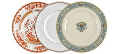 Lenox Autumn, Wedgwood Crown Gold, Spode Indian Tree
