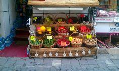 Vegetals and Fruit