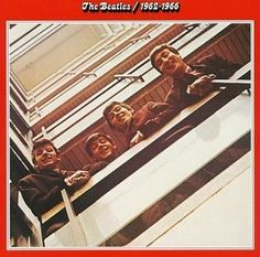 Image detail for -the Red Album) Album Cover, Beatles 1962 1966 (the Red Album) CD Cover . Beatles Red Album, Beatles Album Covers, Die Beatles, Music Album Covers, Beatles Photos, Music Albums, Lps, Rock And Roll, Rouge